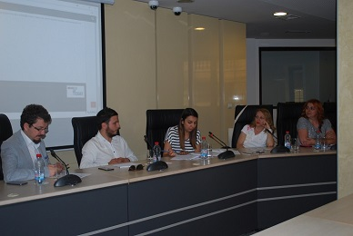 EKVALIS attends a meeting of the Media Literacy Network