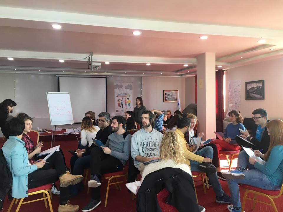 "Training Course: ""Violent Extremism vs Intercultural Dialogue and Peace"" in Durres, Albania"