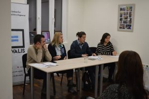 """Panel discussion """"Does education create active or servile citizens?"""""""
