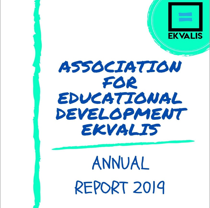 Annual Report 2019- Ekvalis